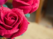 Crochet Flower Bouquet Pattern - Roses And Lilies