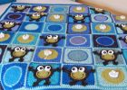 Crochet Frog Baby Blanket Pattern
