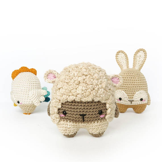 Crochet Easter Chick Amigurumi Pattern With Friends Crochet News