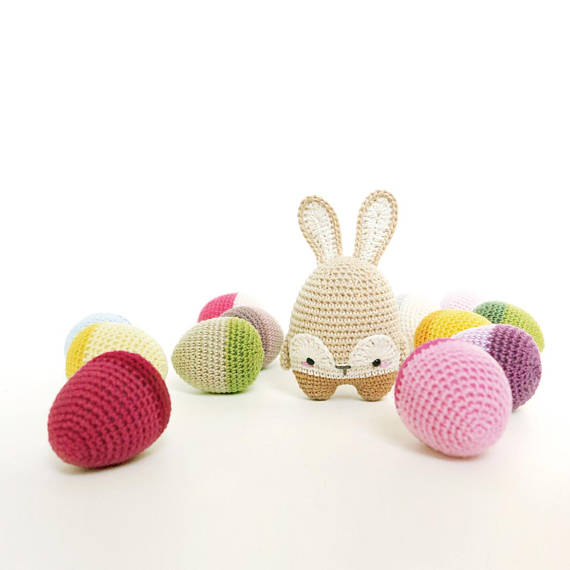 Crochet Easter Chick Amigurumi Pattern With Friends