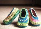 Easy Crochet Slipper Patterns For Beginners