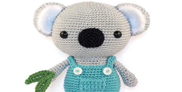 Free Amigurumi Koala Pattern : The crafty cattery crochet pattern amigurumi wolf amigurumis