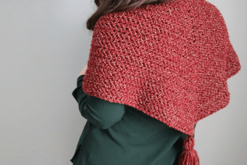 herringbone crochet stitch
