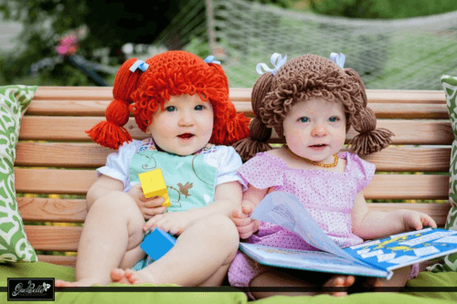 crochet cabbage patch hat pattern