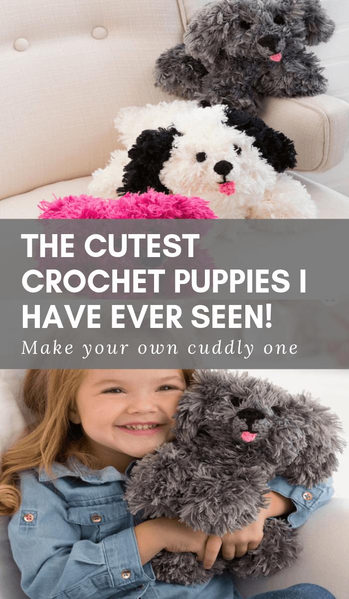 Crochet Puppy Dog Pattern
