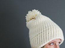 Waistcoat Crochet Stitch Beanie