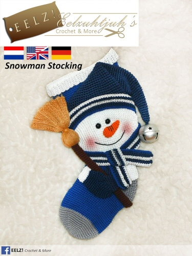 32-Snowman-Christmas-Stocking-Crochet-Pattern.-Studio-EELZ