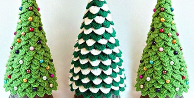 Christmas Decor Christmas Tree Pattern