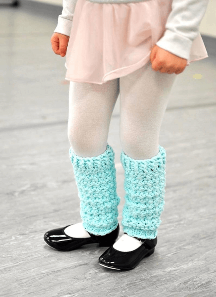 Star Stitch Crochet Leg Warmers Pattern by Crochet by Jennifer