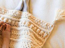 Wintertide Crochet Blanket Pattern