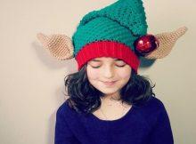 Emma-Noel Elf Crochet Hat Pattern by CoCo Crochet Lee