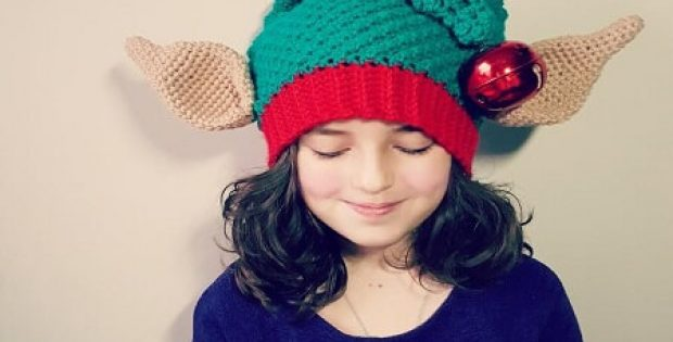 Emma-Noel Elf Crochet Hat Pattern by CoCo Crochet Lee