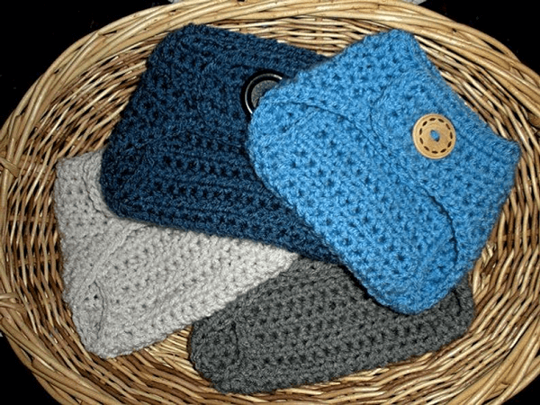 Crochet Pattern Diaper Cover by Photo Prop Designs