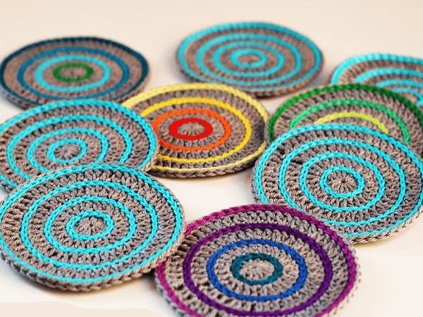 Crochet Roller Coaster Pattern by Kirsten Ballering