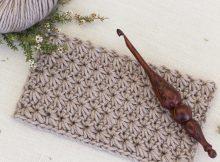 easy star stitch crochet