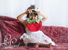 strawberry crochet bag pattern