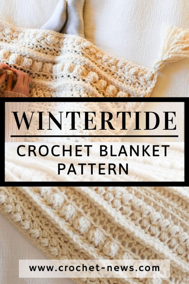 Wintertide Crochet Blanket Pattern