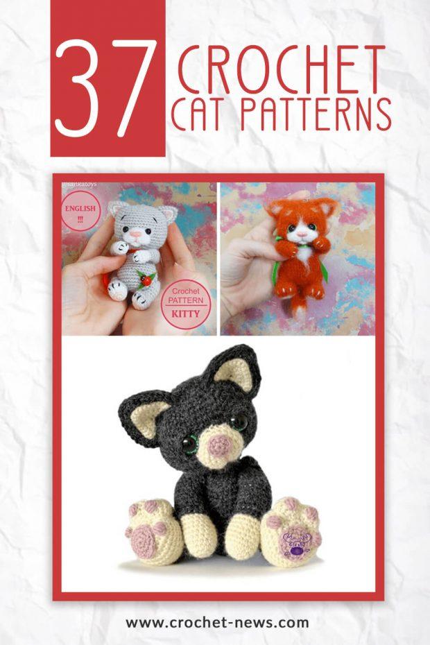 Free Crochet Cat Patterns - Crochet Now | 930x620