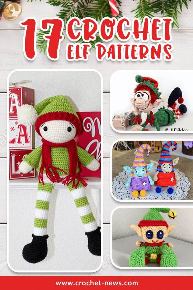 crochet elf pattern