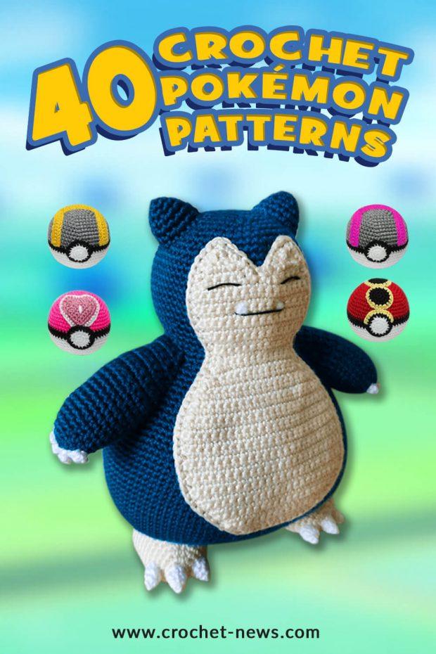 crochet pokemon pattern