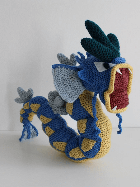 Pokemon: Oshawott pattern by i crochet things | Pokemon crochet ... | 600x450
