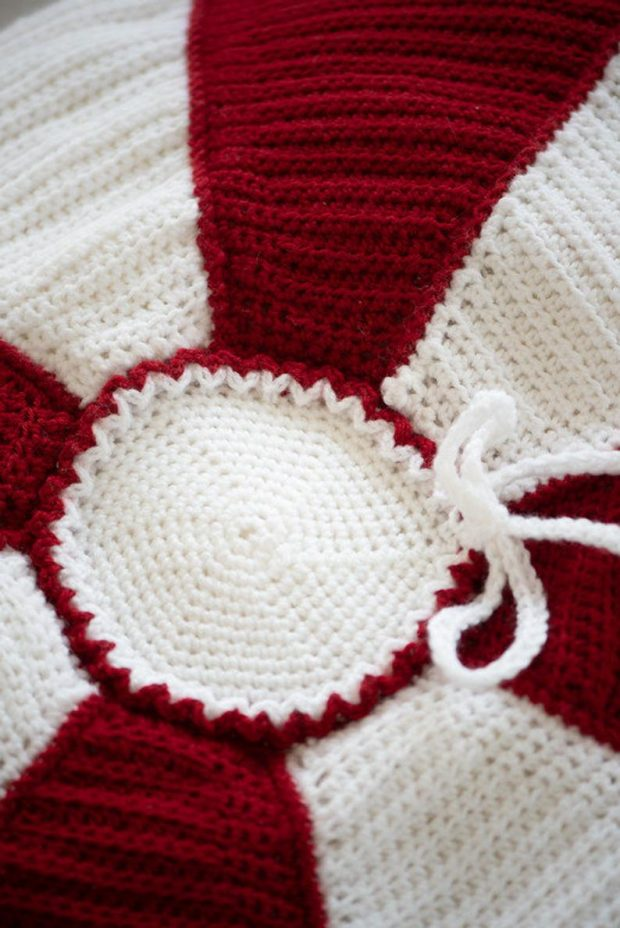 quirky easy to make furniture Crochet Bean Bag Pattern