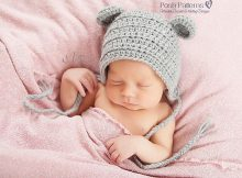 Baby Mouse Bonnet By PoshPatterns