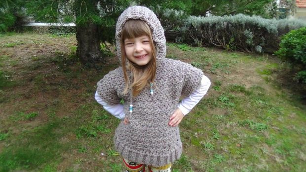 Comfy Mini Crochet Pullover Hoodie Pattern By merrymarystories