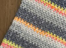 granite crochet stitch
