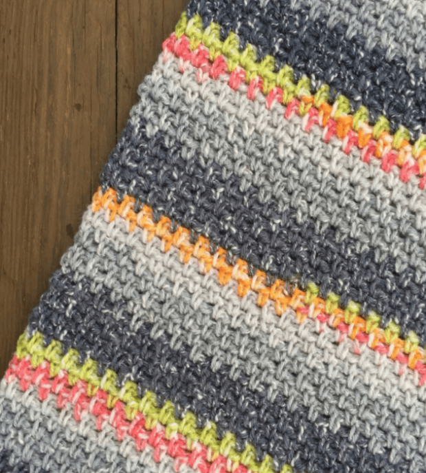 granite crochet stitch