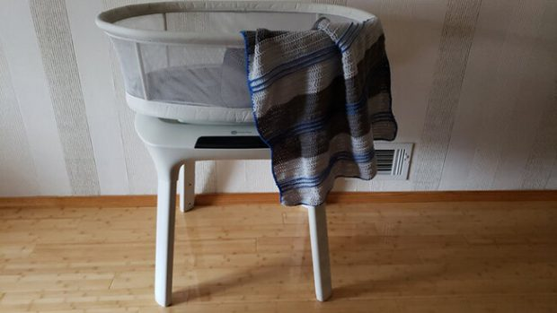 Marlowe Baby Boy Blanket Pattern By SundaeYarns