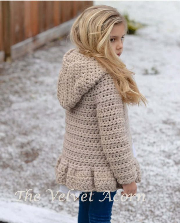 The Veilynn Sweater By Thevelvetacorn