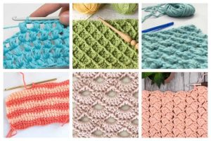 fastest crochet stitch popular stitches