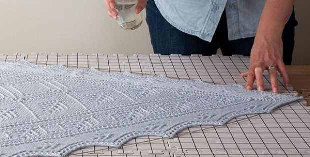 spray blocking What is Blocking in Crochet