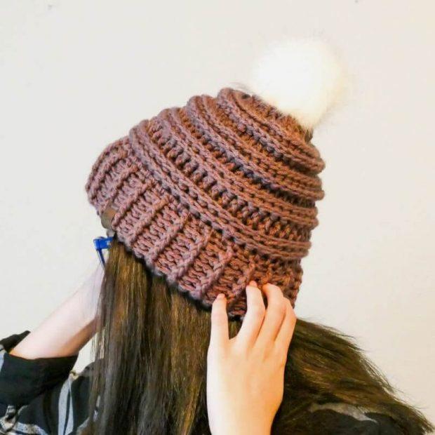 Keystone Double Free Crochet Brim Hat Pattern By Madewithatwist