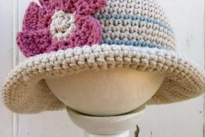 Rolled Brim Hat By BubnutPattern