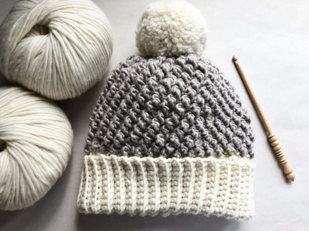 The Davi Crochet Beanie Pattern By Rubywebbs