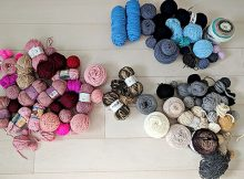 Unused Yarn From The Snugglery