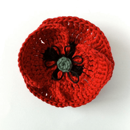 Poppy Crochet Pattern by Little Conkers