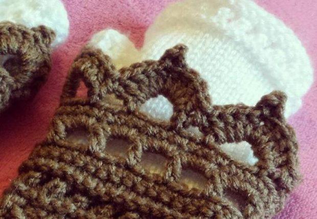 steam punk victorian gloves crochet pattern