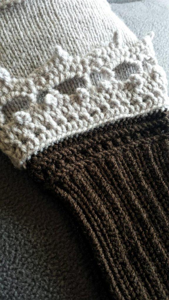 victorian fingerless gloves knitting pattern