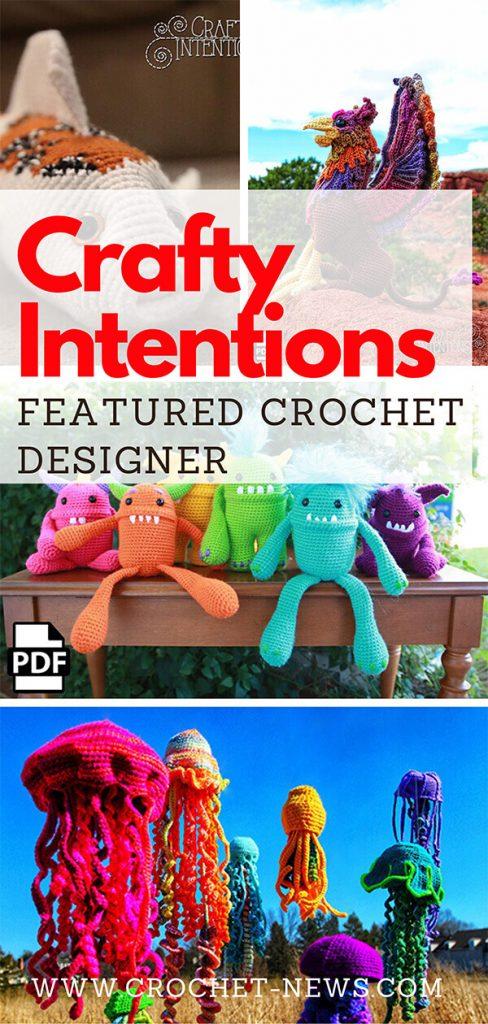 Crafty Intentions Featured Crochet Designer