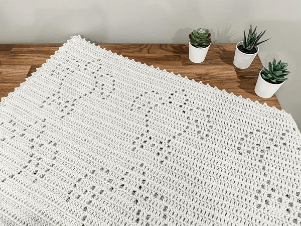 Crochet Sea Turtle Blanket Pattern by Owl B Hooked