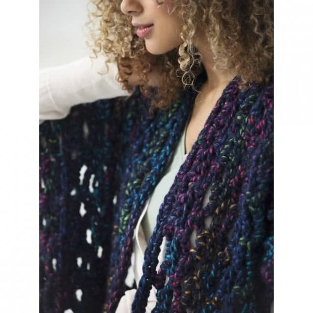 free crochet kimono pattern for beginner