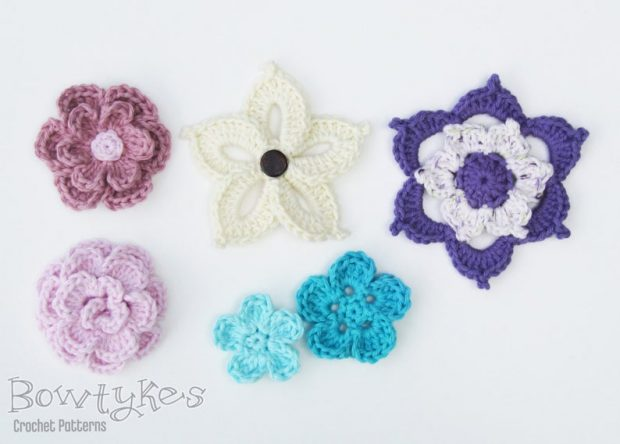 crochet Stretchy Crochet Baby Headband Pattern