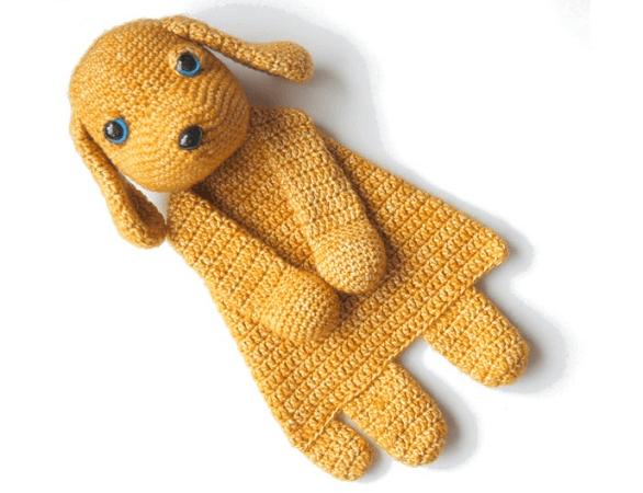 Dog Ragdoll Crochet Amigurumi Pattern by Ala Sascha