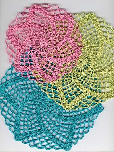 learn crochet thread sizes