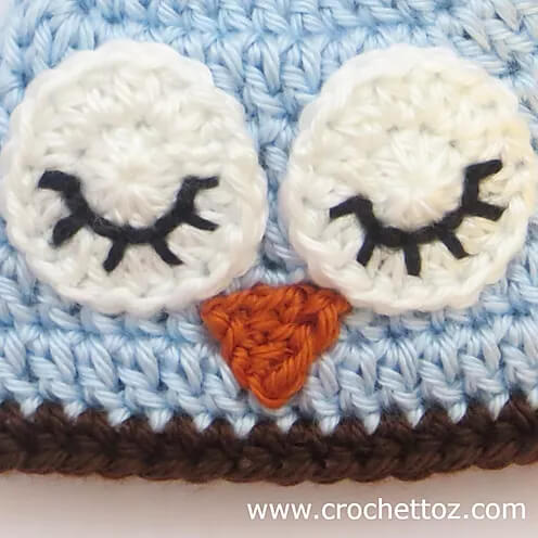 Crochet Owl By Crochettoz