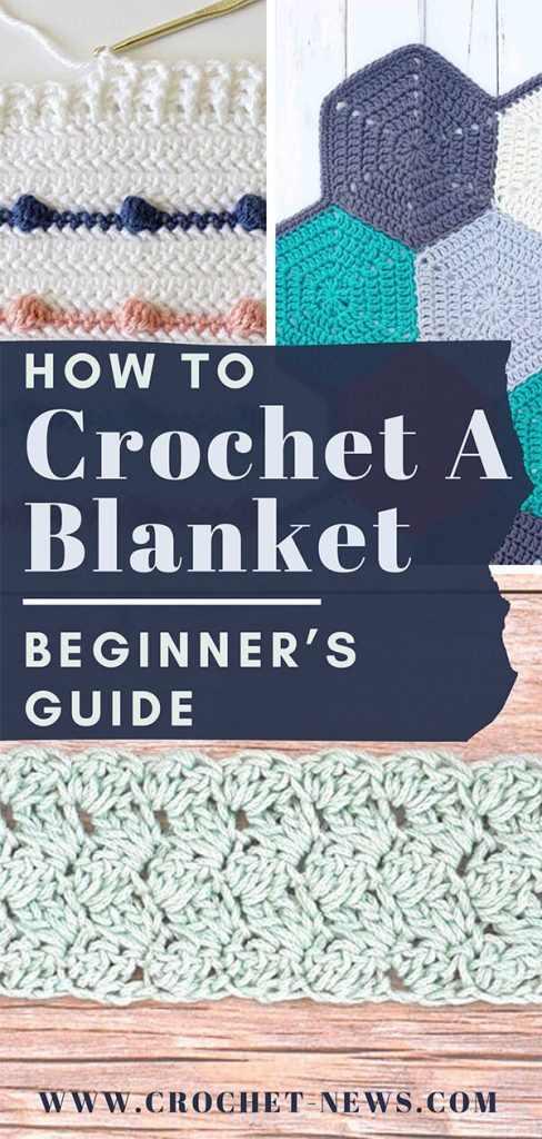 How to Crochet A Blanket | Beginner's Guide