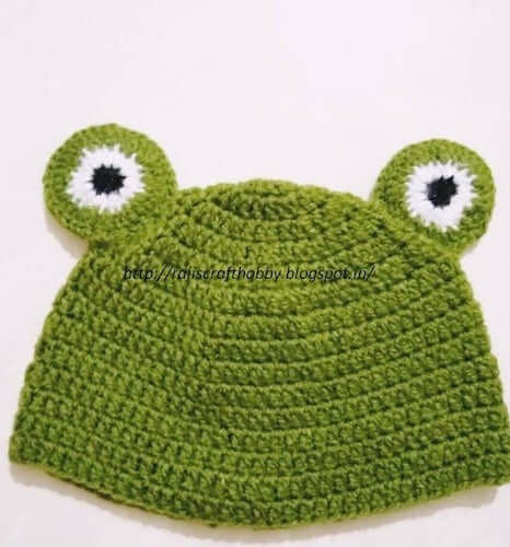 Crochet Frog Hat Pattern by Instructables